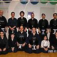 Mizobe Sensei at Idaho Kendo Kai